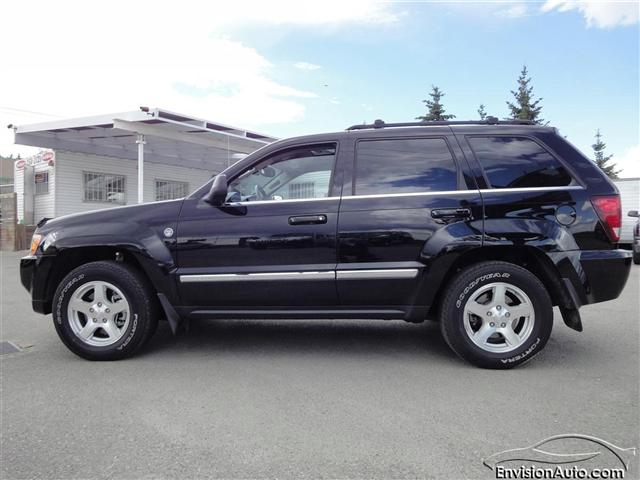 2007 jeep grand cherokee limited diesel envision auto. Black Bedroom Furniture Sets. Home Design Ideas