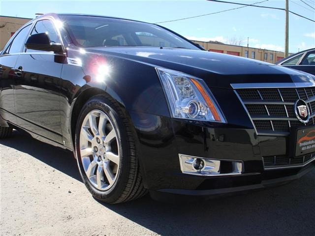 2008 Cadillac CTS Sedan