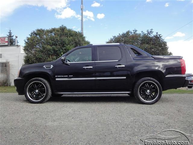 2008 cadillac escalade ext awd envision auto. Black Bedroom Furniture Sets. Home Design Ideas