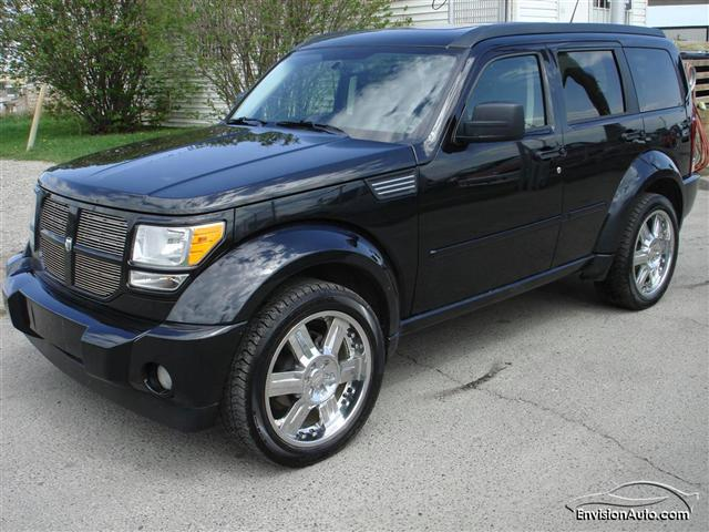 2008 dodge nitro r t custom stereo wheels envision auto. Black Bedroom Furniture Sets. Home Design Ideas