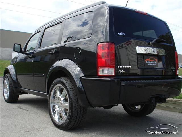 2008 Dodge Nitro R  T Custom Stereo  U0026 Wheels