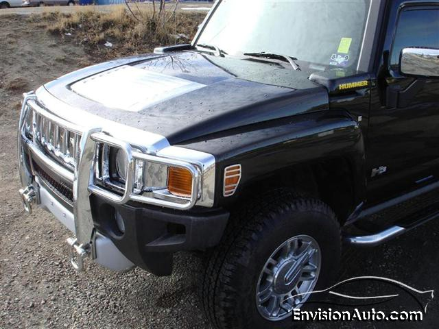 2008 h3 hummer alpha suv h3x package envision auto. Black Bedroom Furniture Sets. Home Design Ideas