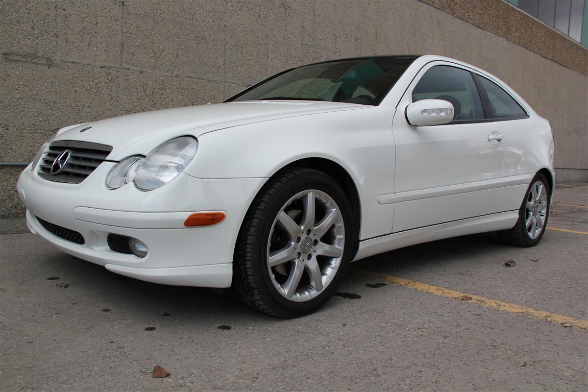 2003 Mercedes Benz C230 Kompressor Hatchback Envision Auto