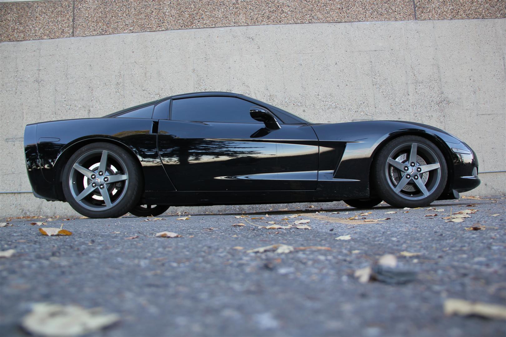 2007 Chevrolet Corvette C6 – 525 RWHP | Envision Auto - Calgary ...