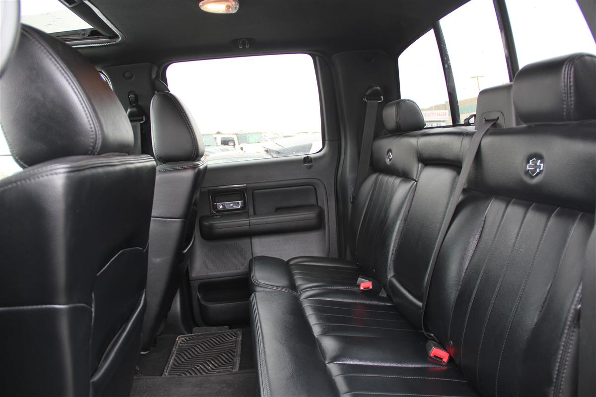 ford  harley davidson crew cab envision auto
