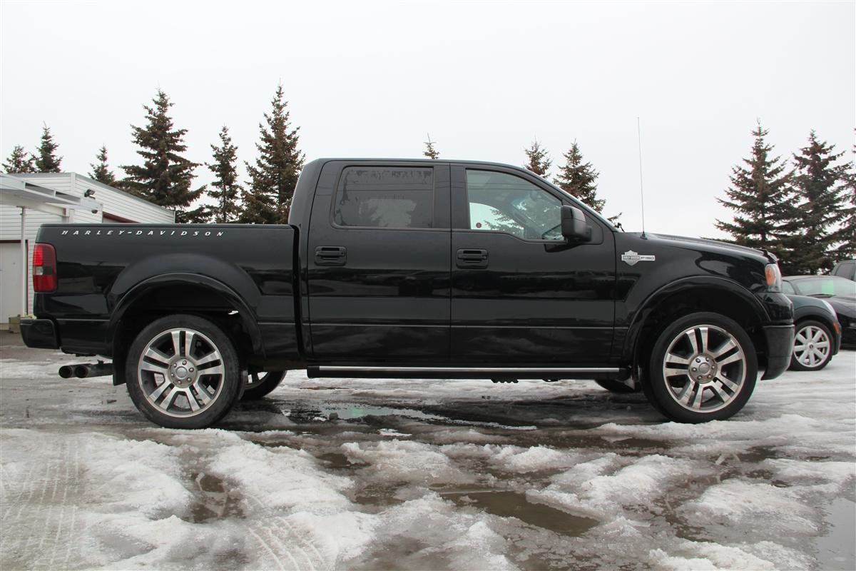 2007 Ford F150 Harley Davidson Crew Cab Envision Auto 2014 F 150 Vehicle Specification