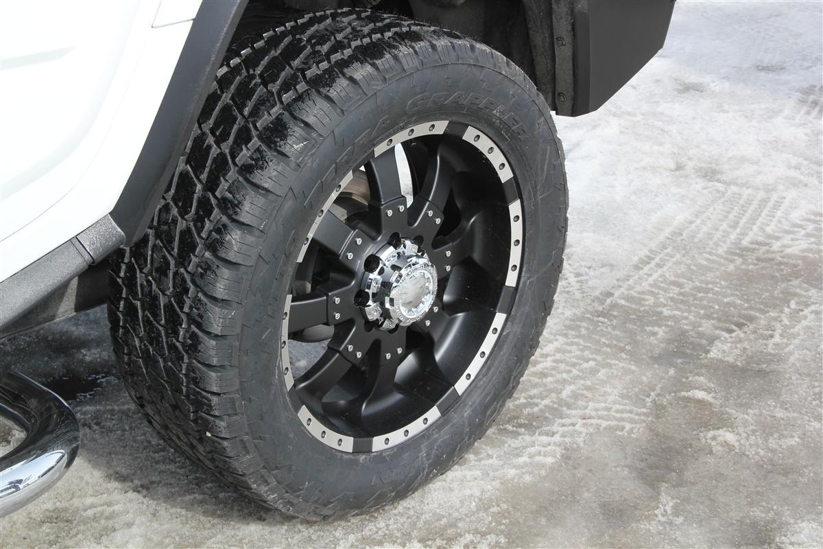 2007 H2 Hummer Suv Luxury Package Custom Wheels Envision Auto