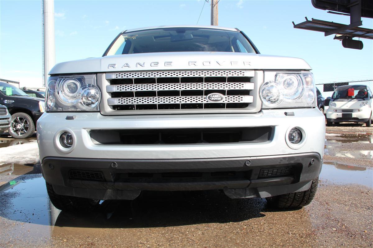 range rover sport supercharged 2007 land rover range rover sport. Black Bedroom Furniture Sets. Home Design Ideas