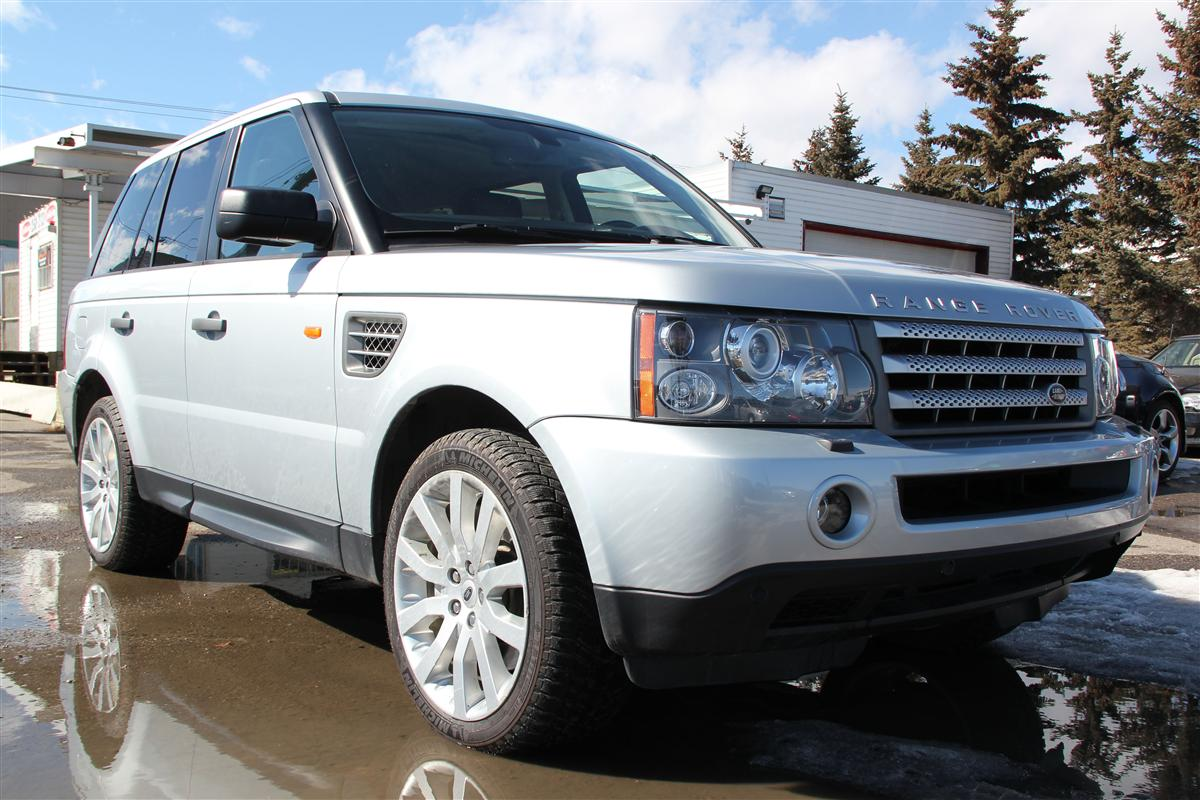 2007 land rover range rover sport supercharged envision auto. Black Bedroom Furniture Sets. Home Design Ideas