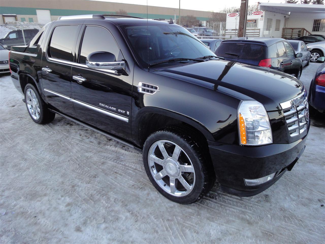 2008 Cadillac Escalade EXT Ultra Luxury Pkg - Envision Auto