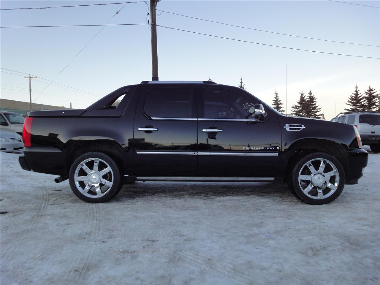 2008 cadillac escalade ext ultra luxury pkg envision auto. Black Bedroom Furniture Sets. Home Design Ideas
