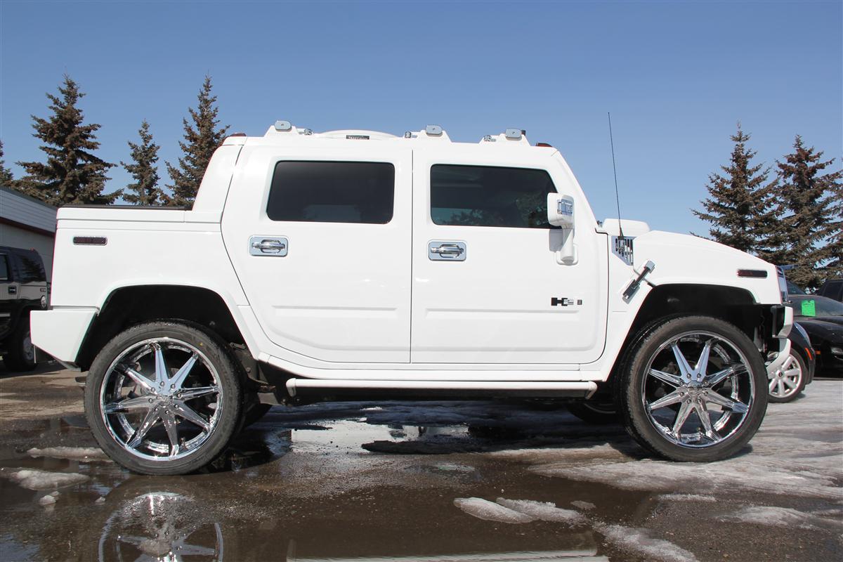 2008 H2 Hummer Sut Showtruck Envision Auto