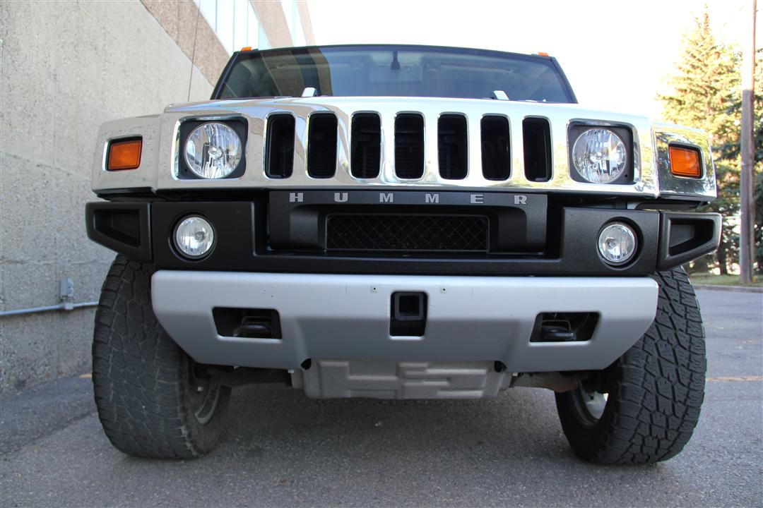 Car: Hummer H2 Colour Concept