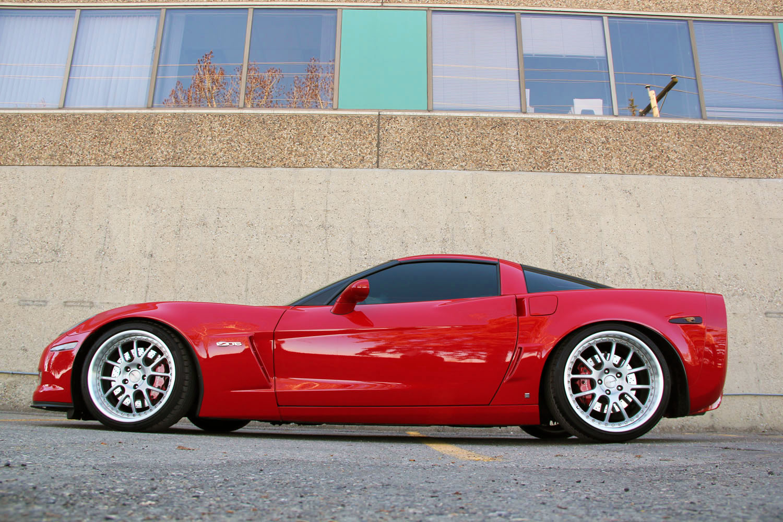 2007 chevrolet corvette z06 700 horsepower vehicle specification