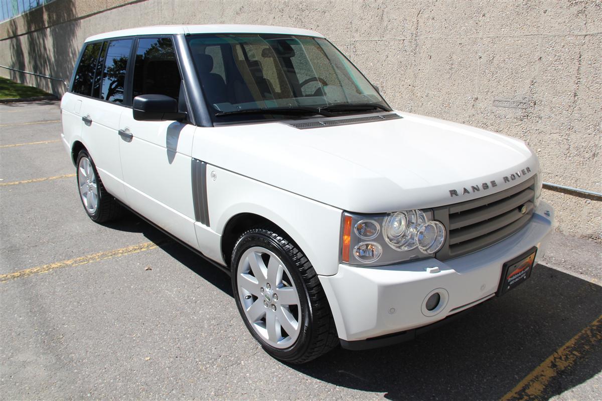 2007 land rover range rover hse envision auto. Black Bedroom Furniture Sets. Home Design Ideas