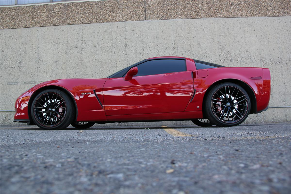 2008 chevrolet corvette z06 1lz zr1 wheel pkg corsa. Black Bedroom Furniture Sets. Home Design Ideas