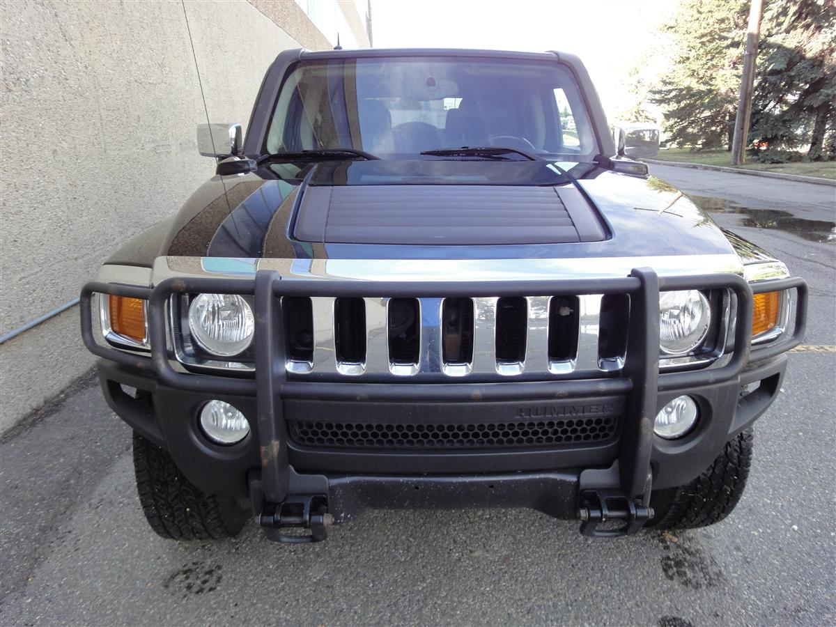 2006 h3 hummer suv  u2013 offroad package