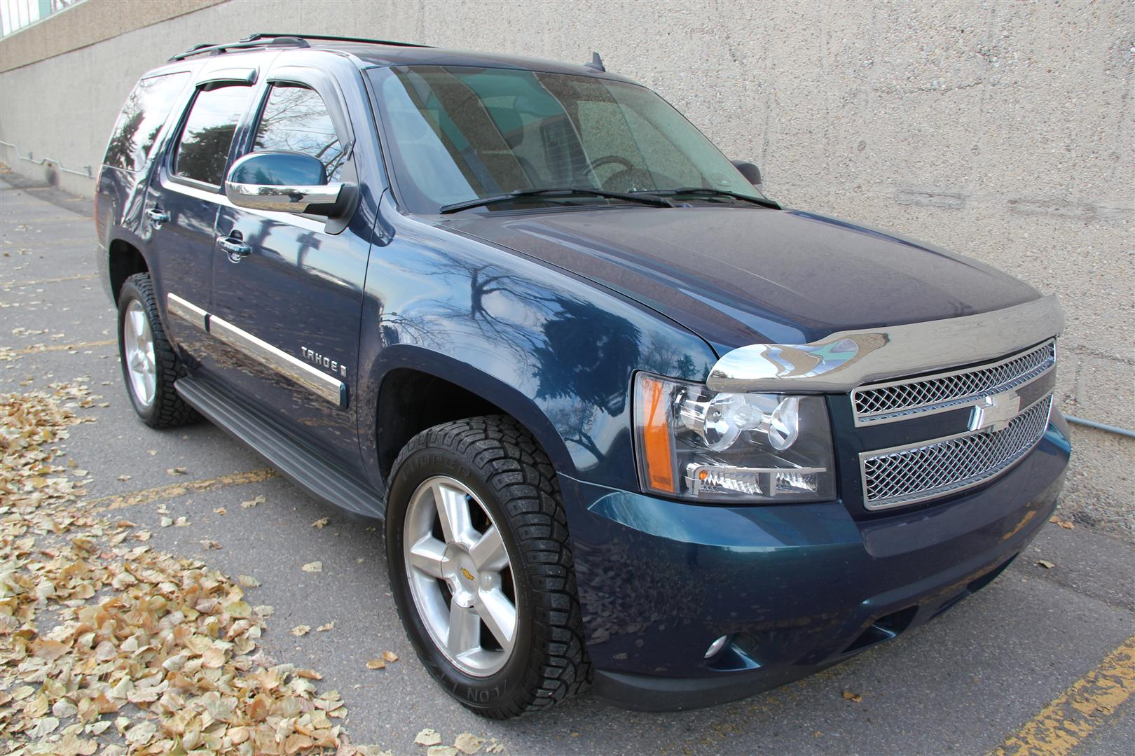 2007 chevrolet tahoe ltz 4 4 envision auto. Black Bedroom Furniture Sets. Home Design Ideas