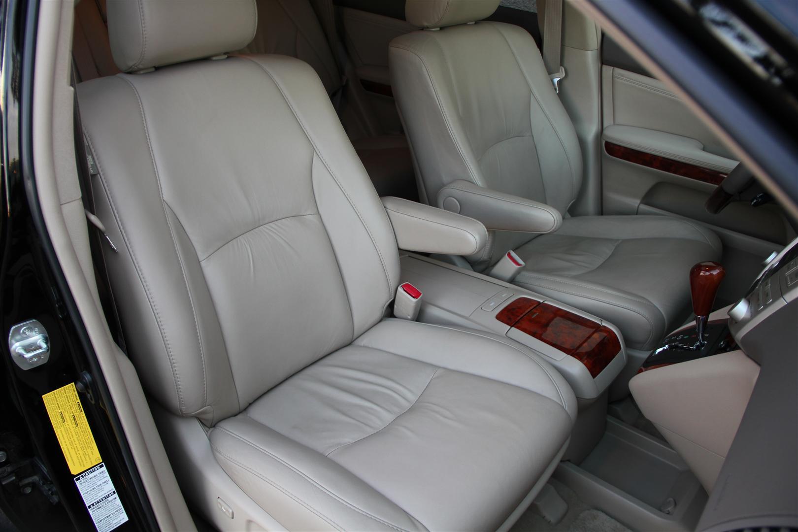 2009 lexus rx350 awd pebble beach ultra premium ed envision auto 2009 Lexus RX 350 Interior 2009 lexus rx 350 owner manual