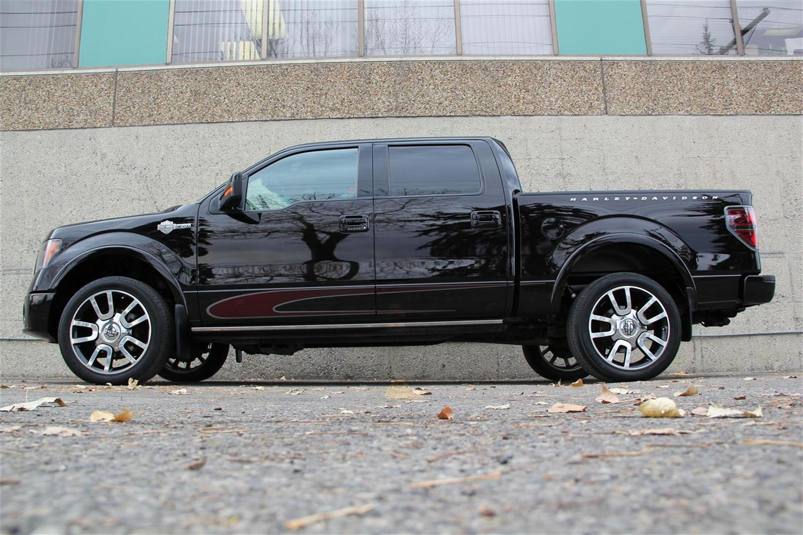 2010 Ford F150 Harley Davidson Edition Super Crew Vehicle