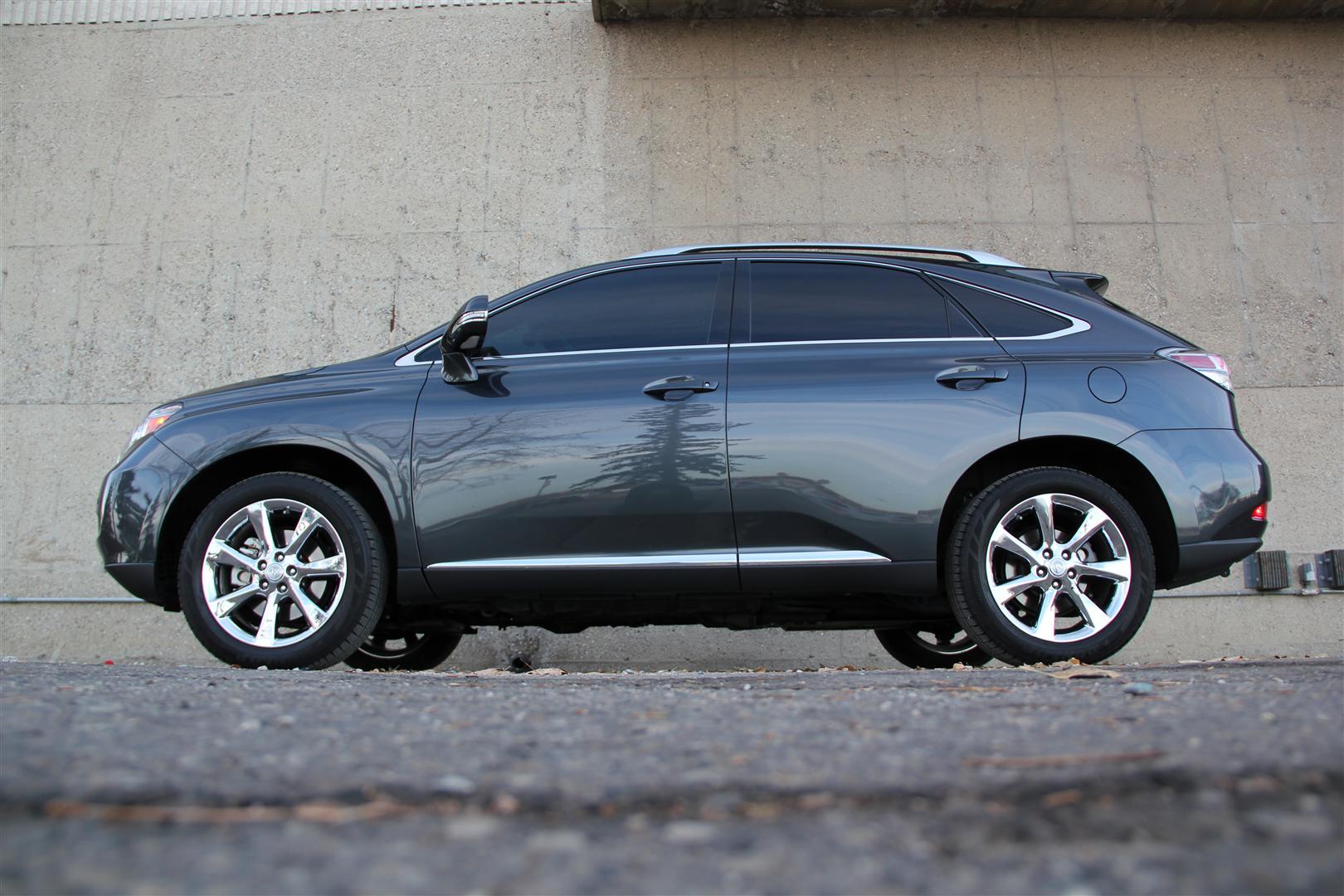 2010 Lexus RX350 AWD Ultra Premium Chrome Wheel Pkg
