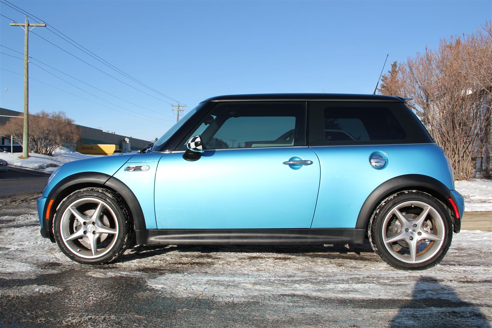 2005 mini cooper s coupe envision auto. Black Bedroom Furniture Sets. Home Design Ideas
