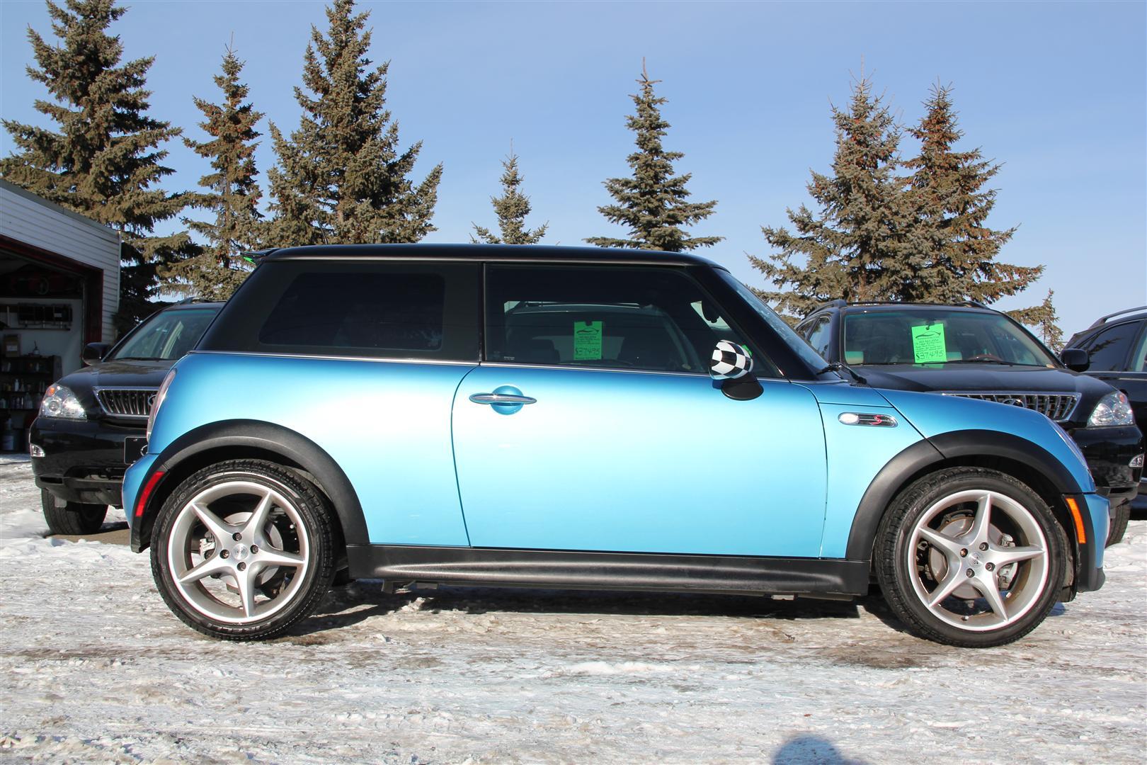 2005 Mini Cooper S Coupe Envision Auto