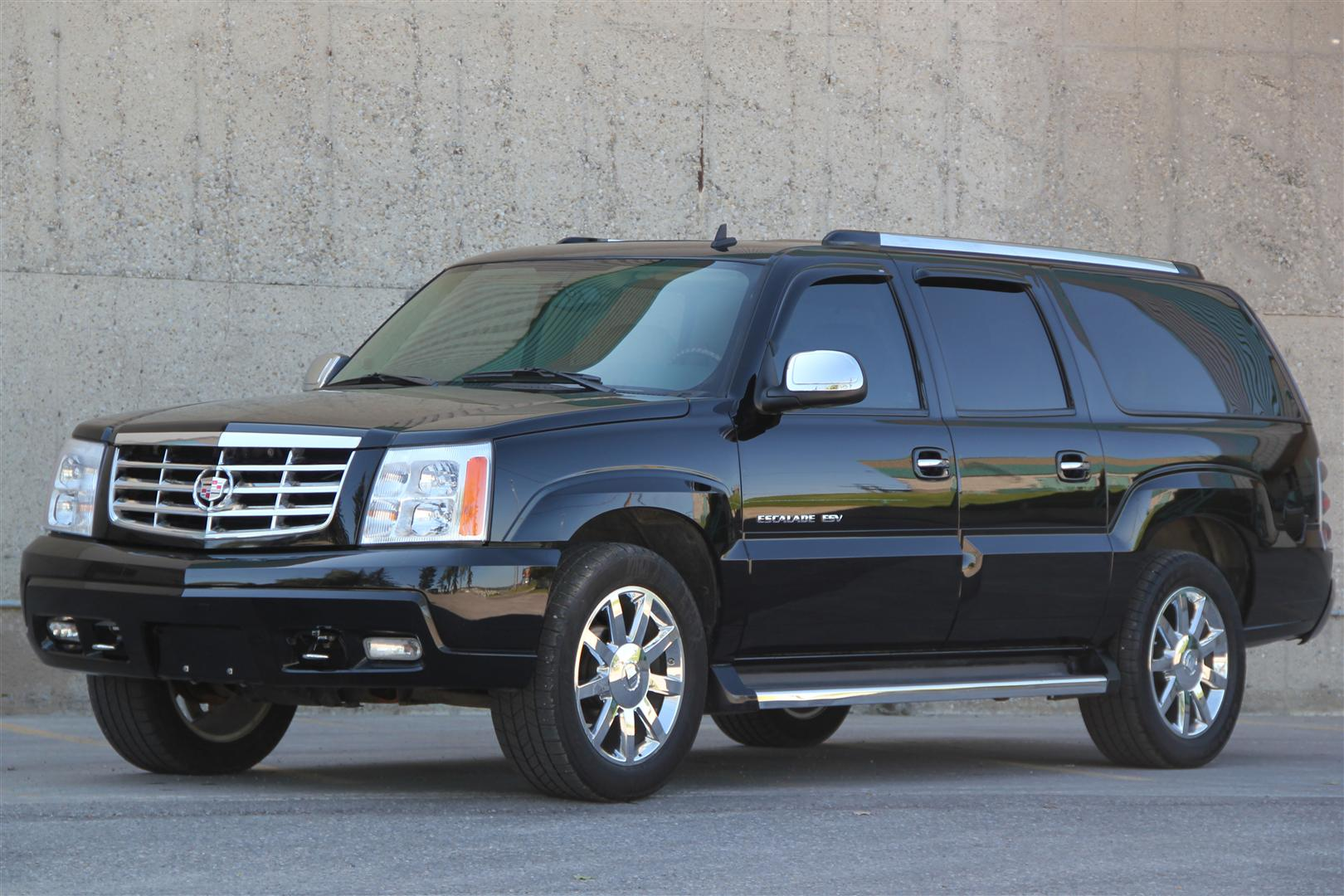 2006 cadillac escalade esv platinum edition envision auto. Black Bedroom Furniture Sets. Home Design Ideas