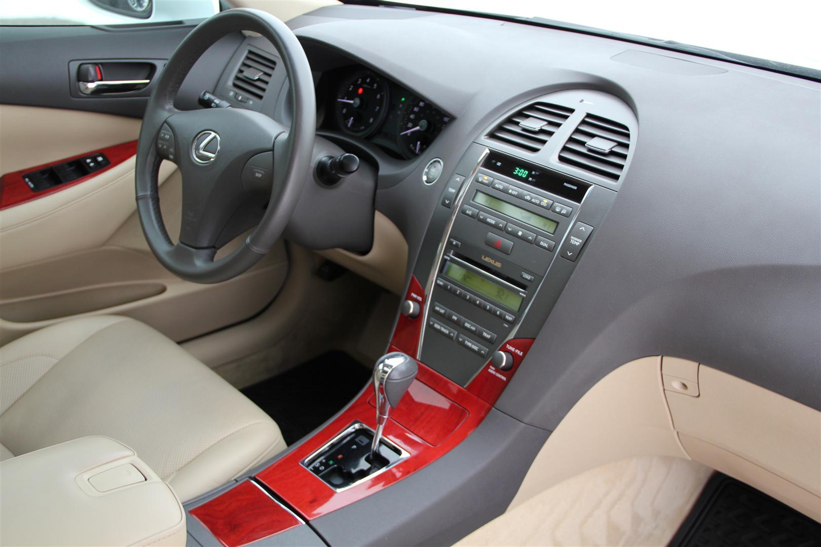 2008 Lexus Es350 Premium Plus Envision Auto Es 350 3 5l Engine Diagram Vehicle Specification