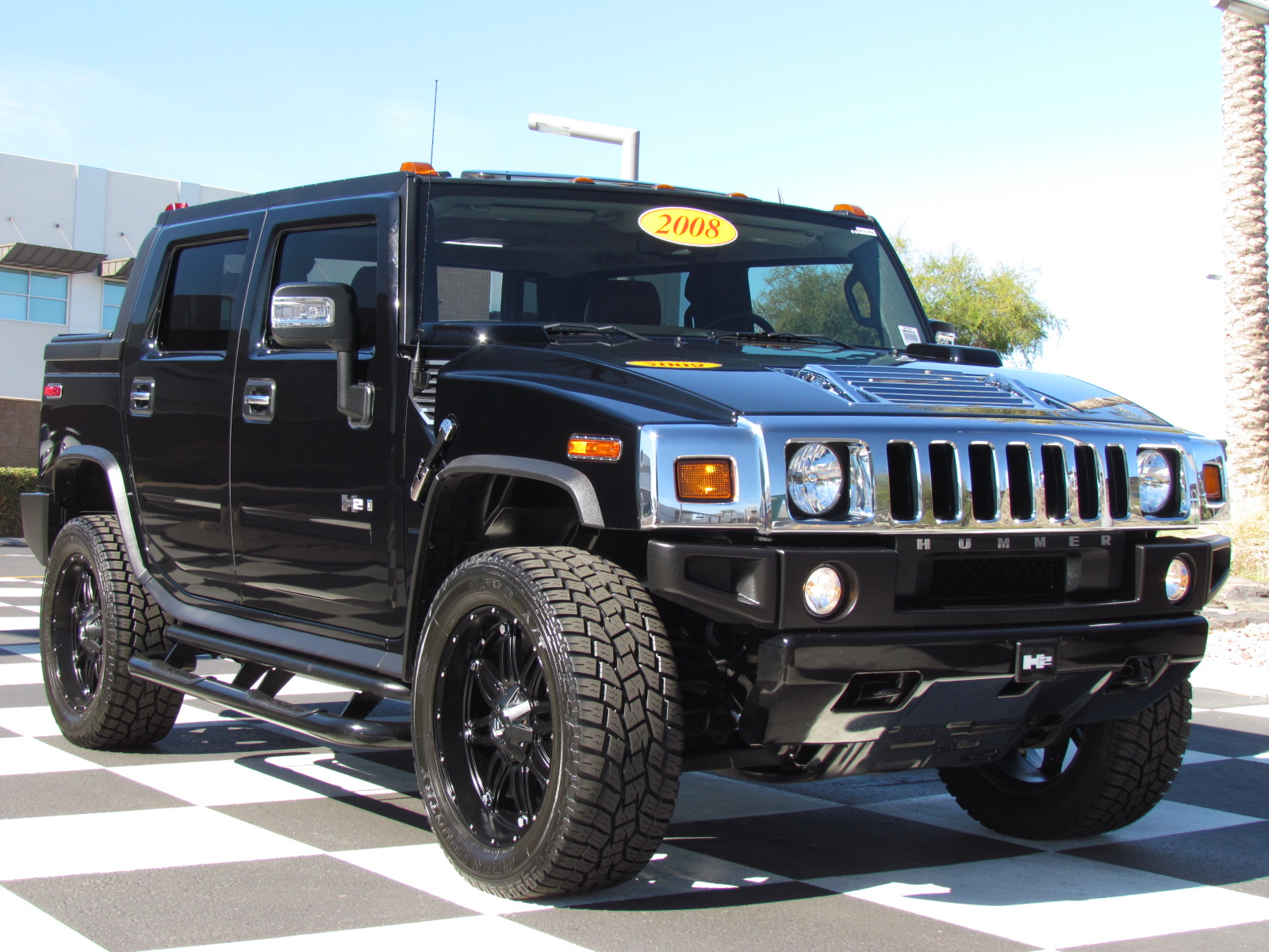 2008 H2 Hummer Sut 22 Wheels Amp Sedona Int Envision Auto