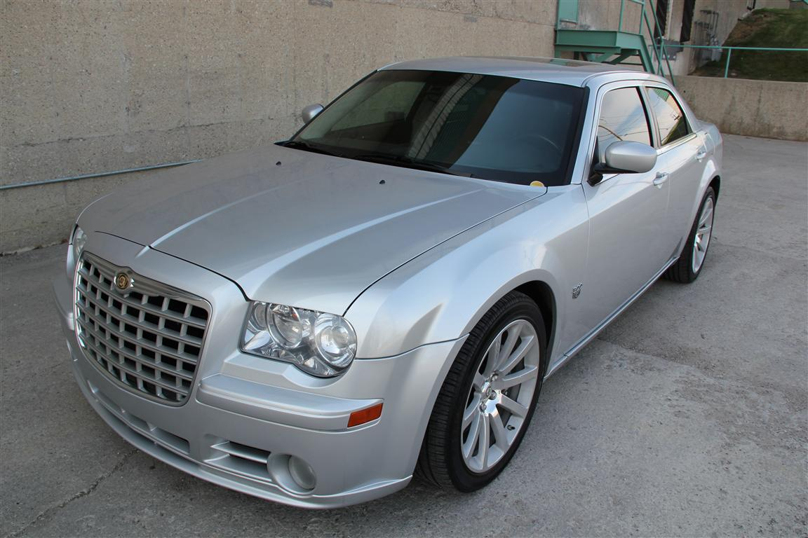 2008 Chrysler 300C SRT-8 Sedan – Magnaflow Exhaust ...