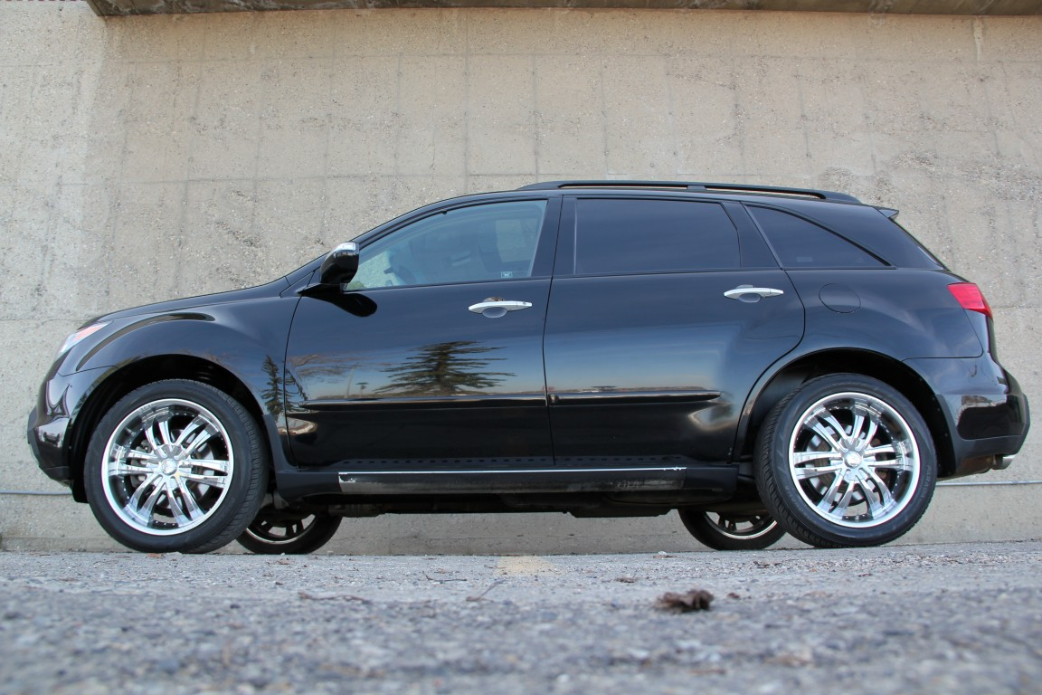 2007 acura mdx elite tech pkg envision auto. Black Bedroom Furniture Sets. Home Design Ideas