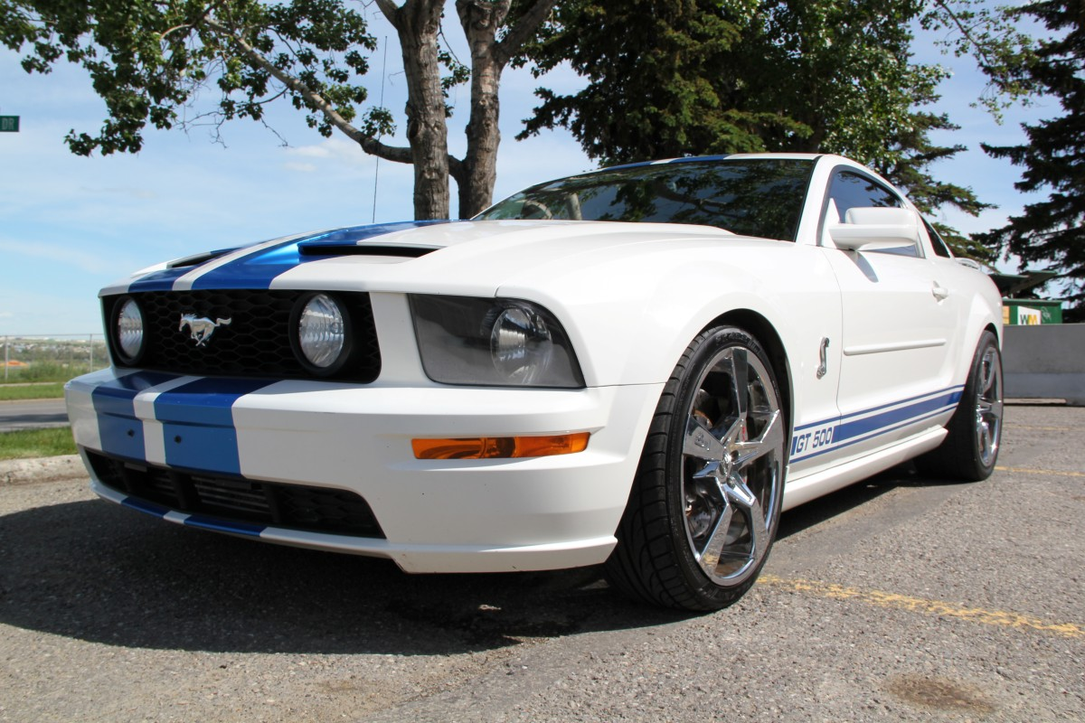 2005 ford mustang gt supercharged custom envision auto. Black Bedroom Furniture Sets. Home Design Ideas