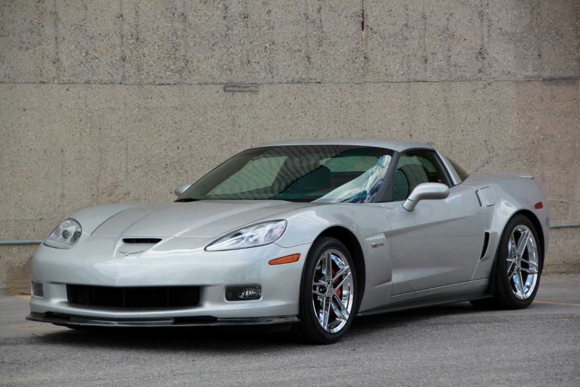 2007 Chevrolet Corvette Z06 Custom Cam Headers