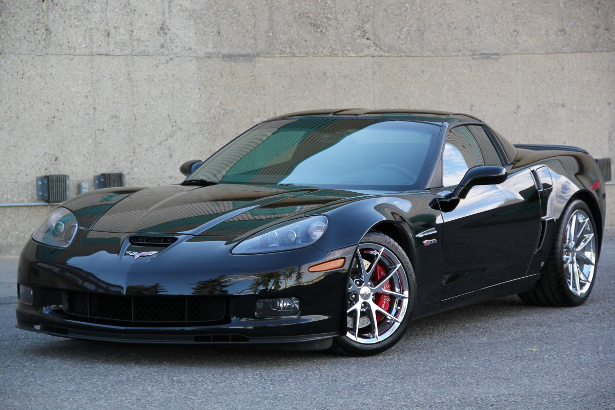 2009 corvette z06 black viewing gallery