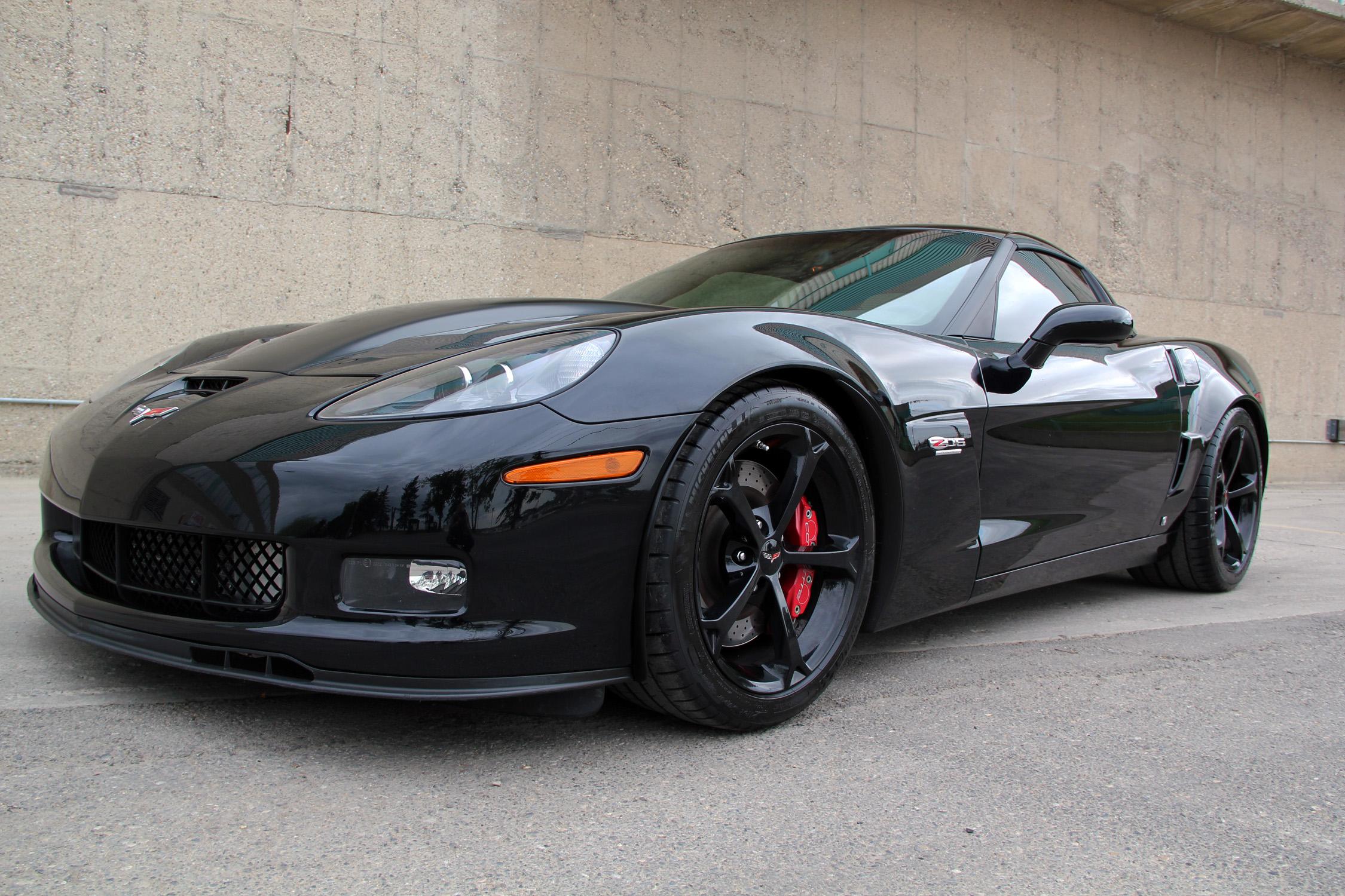 2009 corvette z06 supercharged the beast envision auto. Black Bedroom Furniture Sets. Home Design Ideas