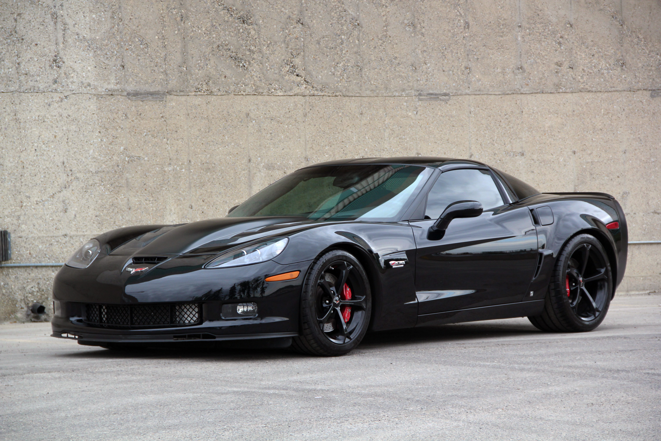 2009 Corvette Z06 Supercharged The Beast Envision Auto
