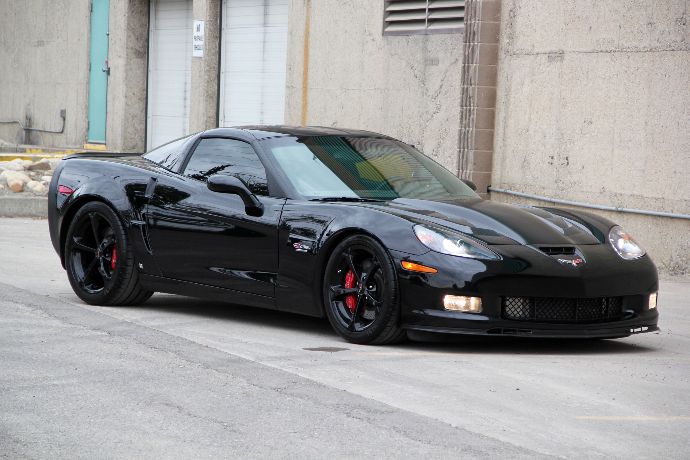 2009 Corvette Z06 Supercharged The Beast Envision