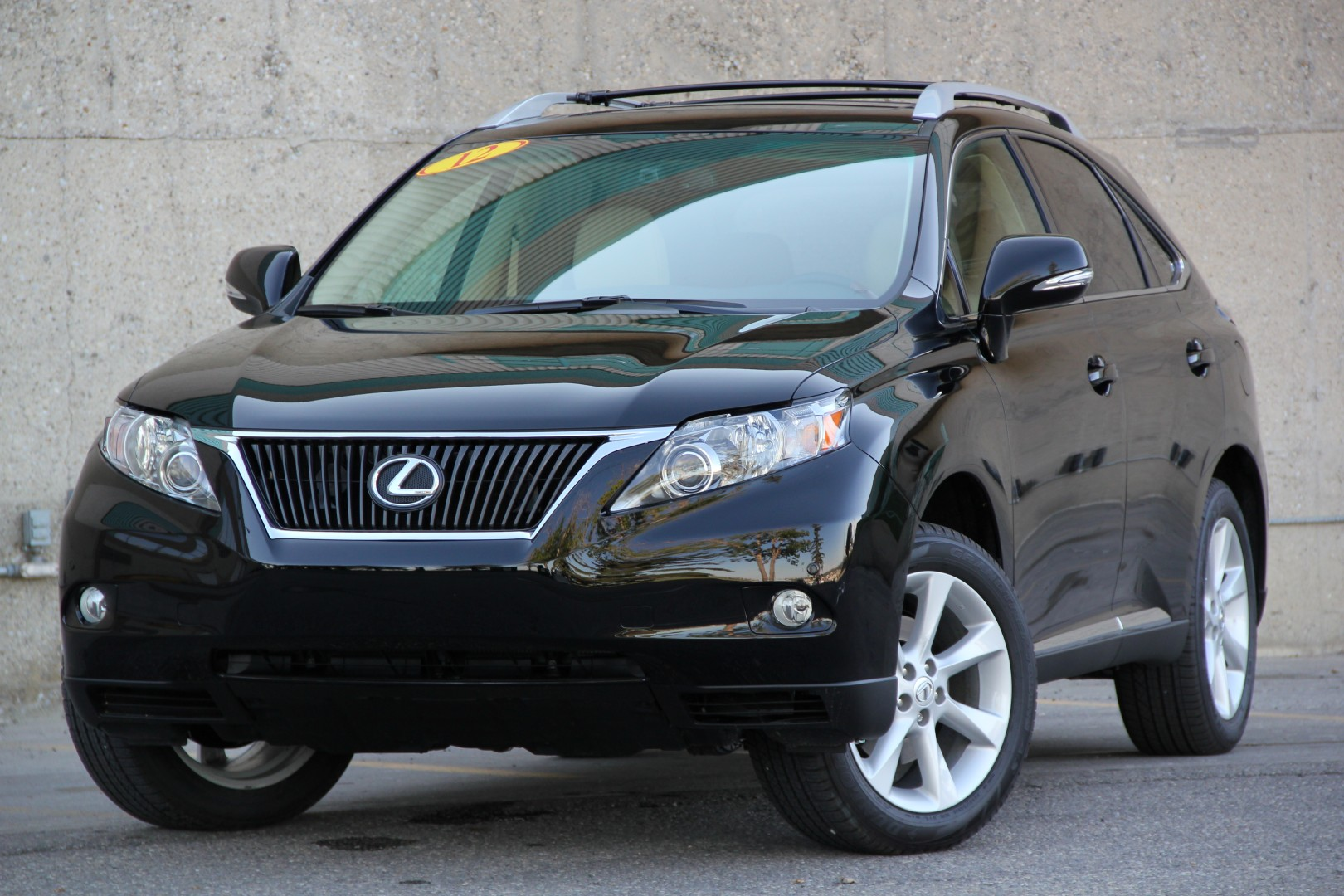 2012 lexus rx350 awd ultra premium park assist low. Black Bedroom Furniture Sets. Home Design Ideas