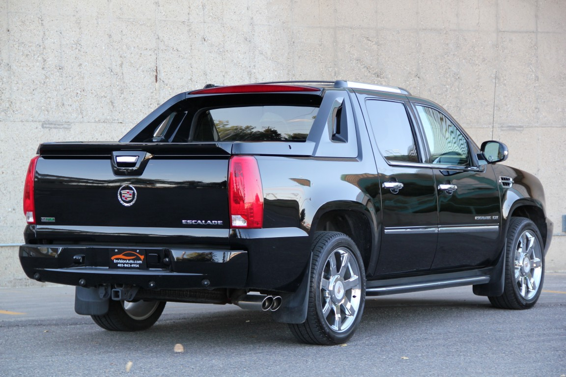 2010 cadillac escalade ext awd ultra luxury supercharged envision auto. Black Bedroom Furniture Sets. Home Design Ideas