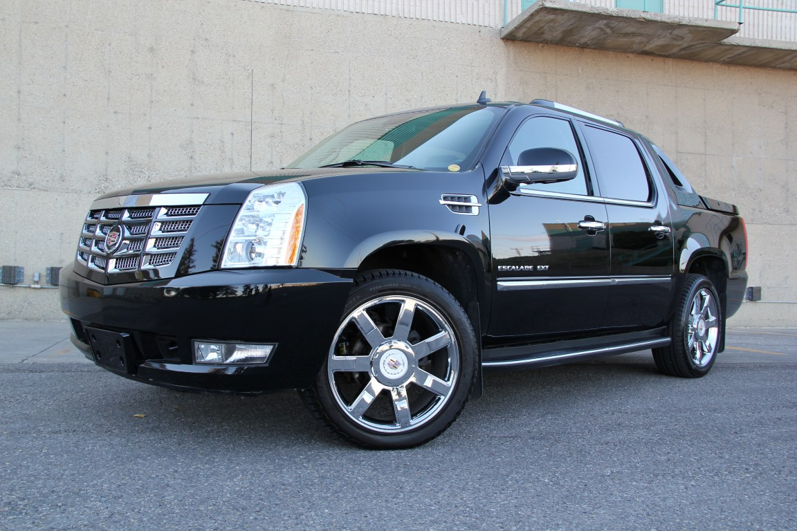 2010 Cadillac Escalade EXT AWD Ultra Luxury SUPERCHARGED ...