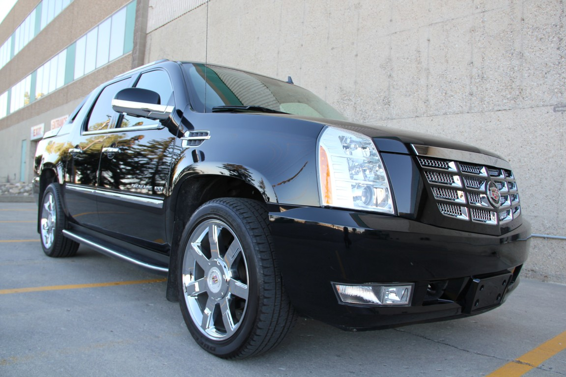 2010 Cadillac Escalade EXT AWD Ultra Luxury SUPERCHARGED