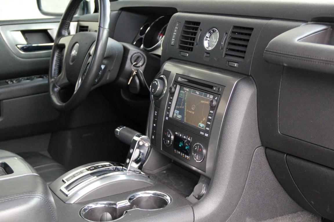2008 H2 Hummer Sut Luxury Pkg Chrome Pkg Envision Auto