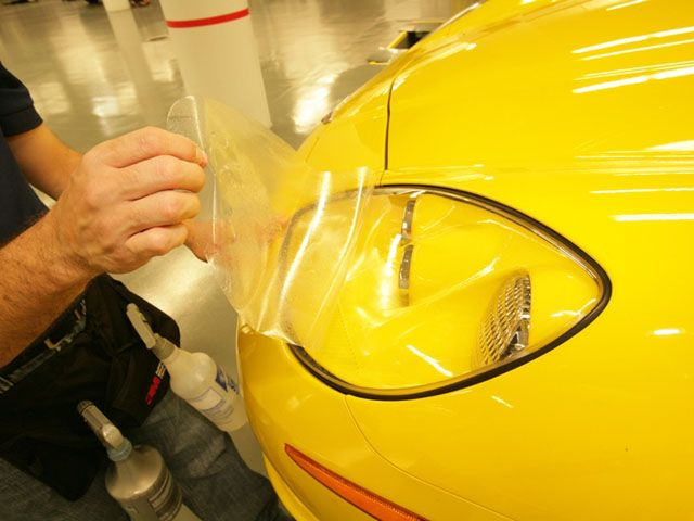 3m scotchgard paint protection film installation cost for Car paint protection film cost