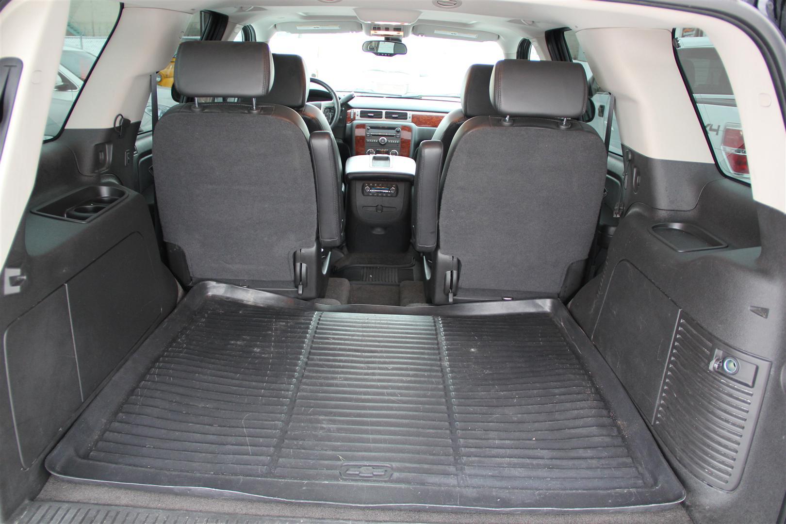2009 Chevrolet Tahoe Ltz 6 2l Blind Zone Alert Envision Auto