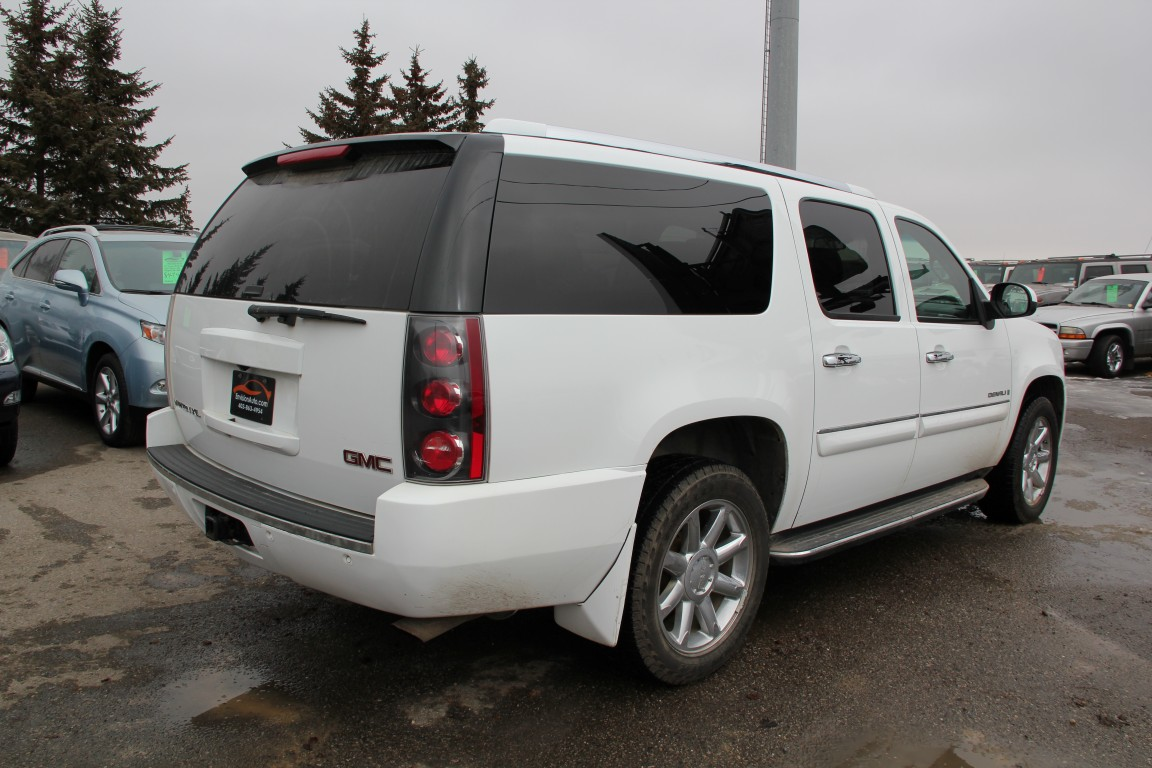 2007 gmc yukon denali xl awd envision auto. Black Bedroom Furniture Sets. Home Design Ideas