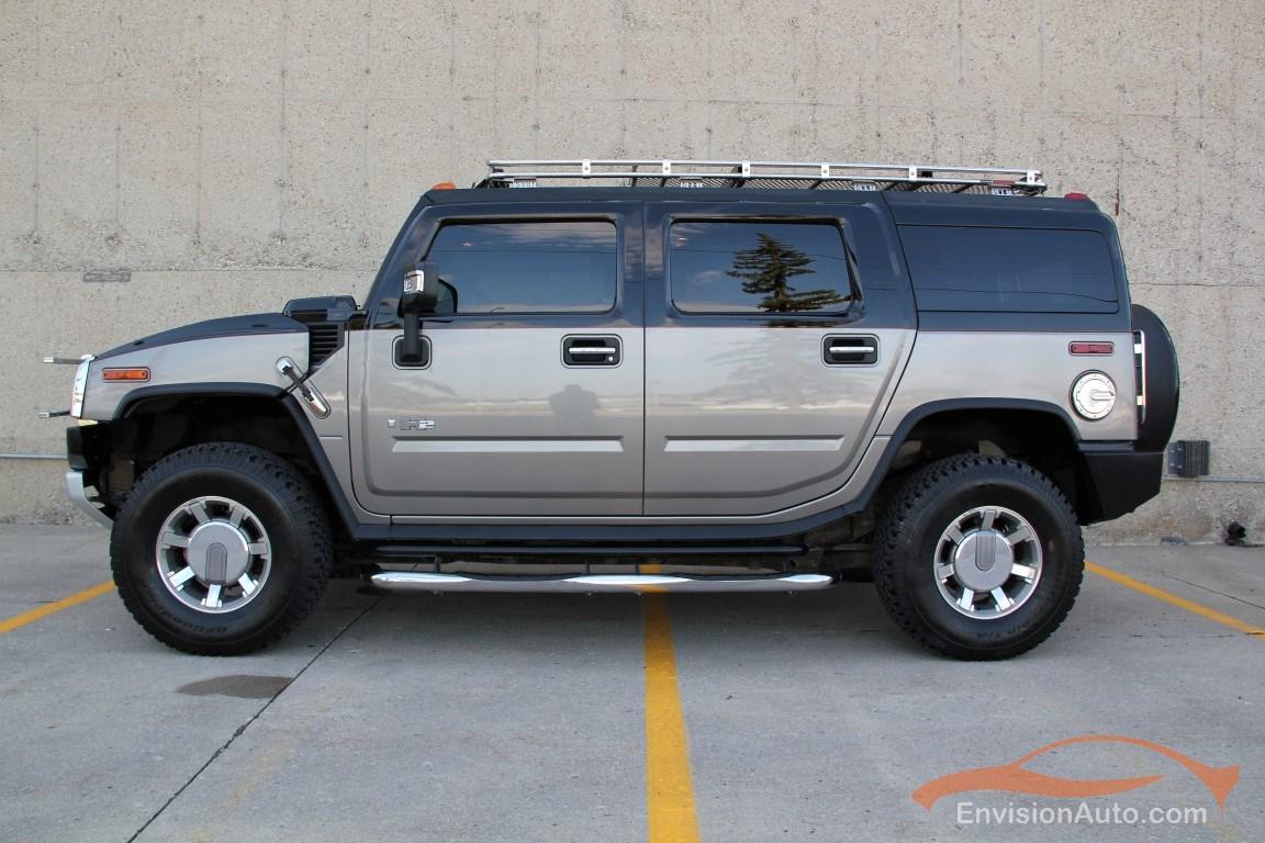 2008 H2 Hummer Luxury Pkg Custom Suv Envision Auto