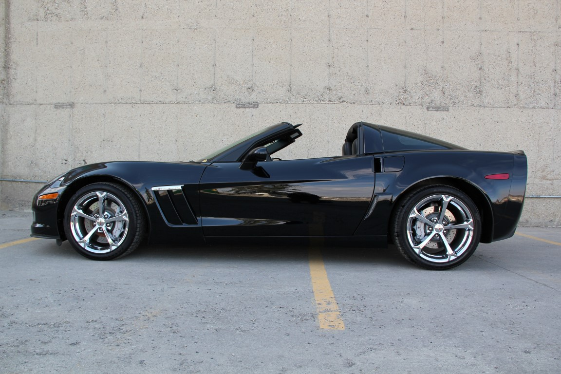 2011 Chevrolet Corvette Grand Sport Coupe 3lt Npp