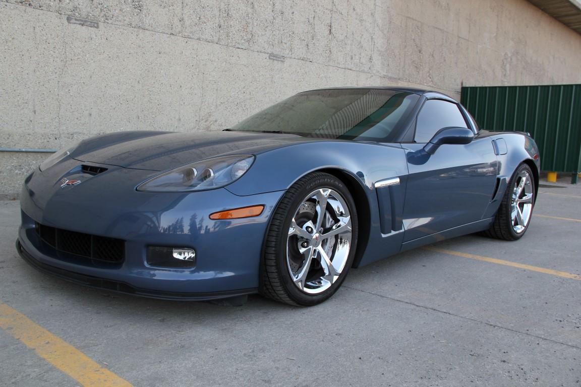 2011 Chevrolet Corvette Grand Sport Coupe 3lt
