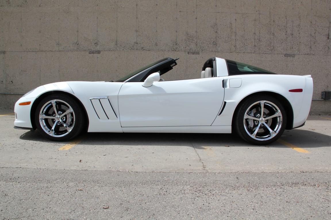 2012 Chevrolet Corvette Grand Sport Coupe – 3LT – NPP ...